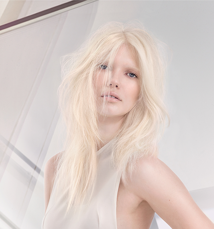 Wella Blondor Look