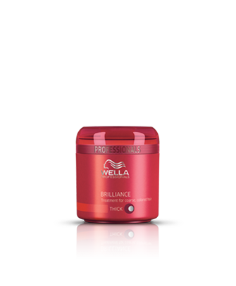 Wella Brilliance treatment