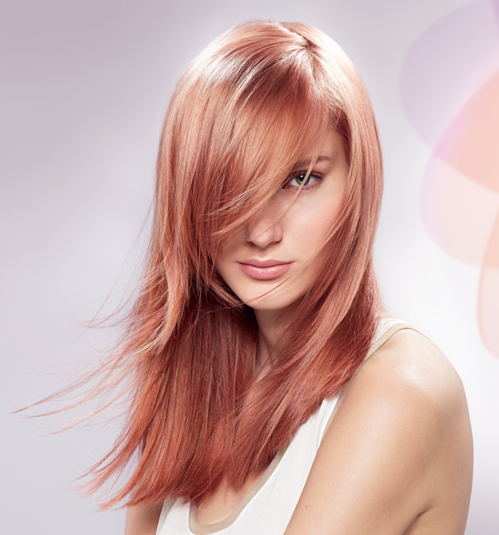 Wella Brilliance look