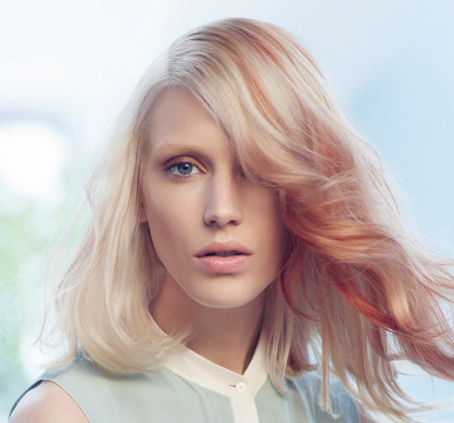 Wella TrendVision Undone Collection look