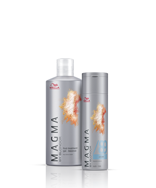 Wella Magma by Blondor packshots